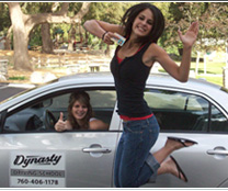 Dynasty Driving School-Driving Test Info